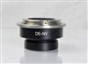 DE10NVF 1.0X F-Mount for Nikon Microscopes - Replaces Nikon LV-TV TV Adapter