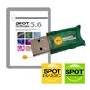 SPOT 5.6 Advanced and Basic Software License with USB Key/Dongle